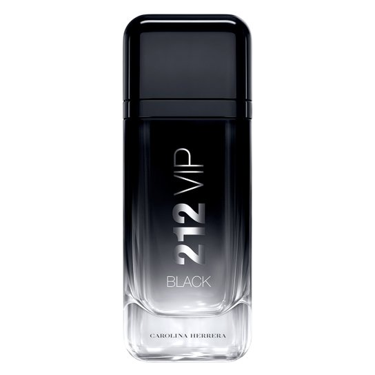 be657df88 Perfume 212 Vip Black Masculino Carolina Herrera EDP 200ml - Incolor ...