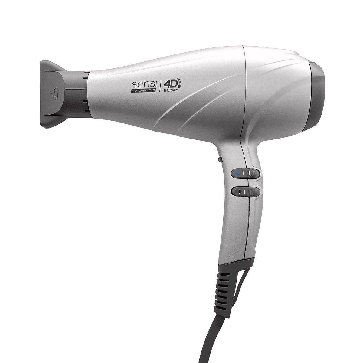 Secador de cabelo profissional gama sensi 4d therapy 2500w moon - bivolt - Ga.Ma