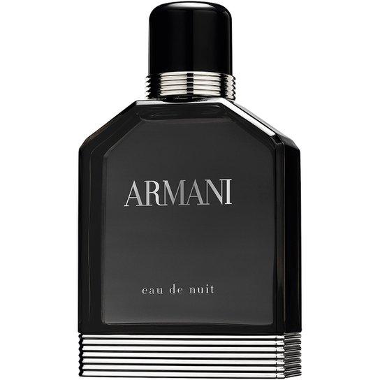 9758c6a8e9dd2 Giorgio Armani Perfume Masculino Armani Eau De Nuit EDT 100ml - Incolor