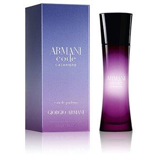 44176ade8f463 Perfume Armani Code Cashmere Feminino Giorgio Armani EDP 30ml