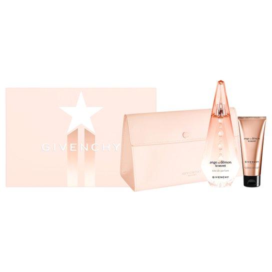 1bc61aed0d862 Kit Perfume Ange Ou Démon Le Secret Feminino Givenchy EDP 100ml + Loção  Corporal 75ml +