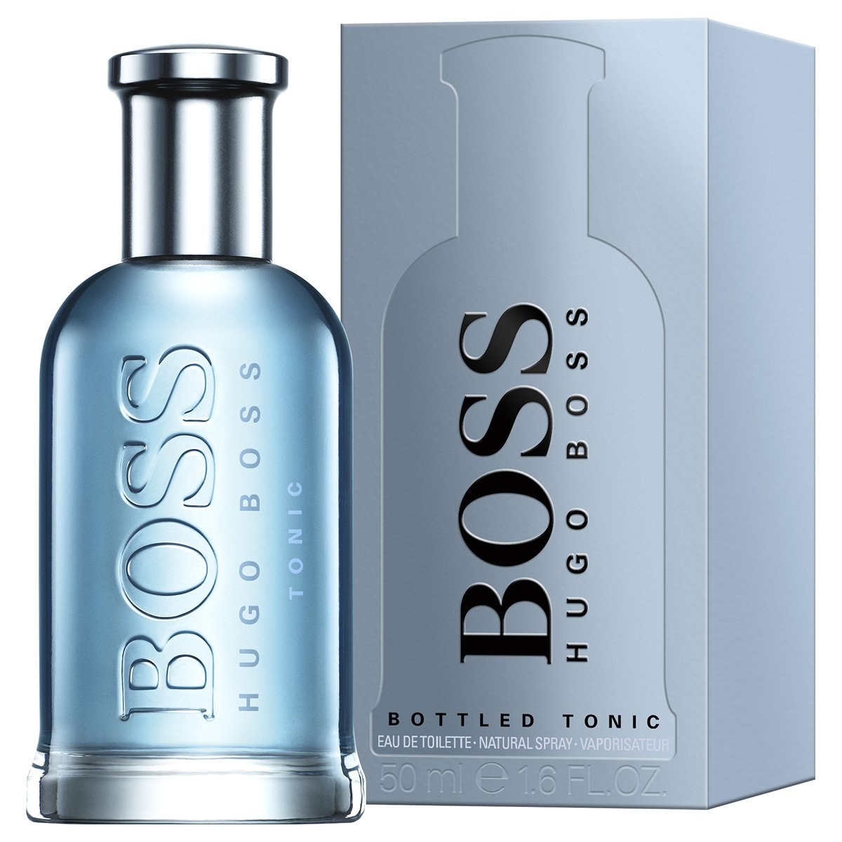 Perfume Boss Bottled Tonic Masculino Hugo Boss EDT 50ml