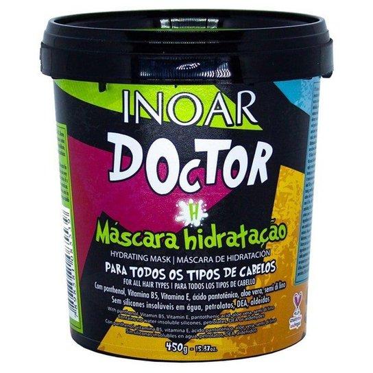 711ea6435 Inoar Máscara de Hidratação Doctor 450g - Incolor