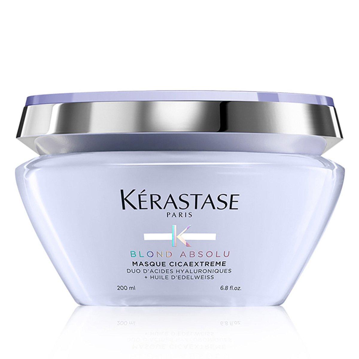 Máscara de Tratamento Kérastase Blond Masque Cicaextreme 200ml