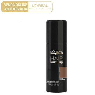7d0f45f361 Corretivo Instantâneo L Oreal Professionnel Hair Touch Up Dark Blonde 75ml