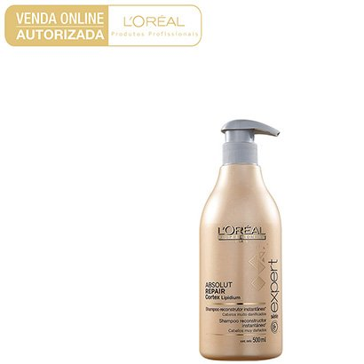 8889c0710 Shampoo L'Oreal Professionnel Absolut Repair Lipidium 500ml