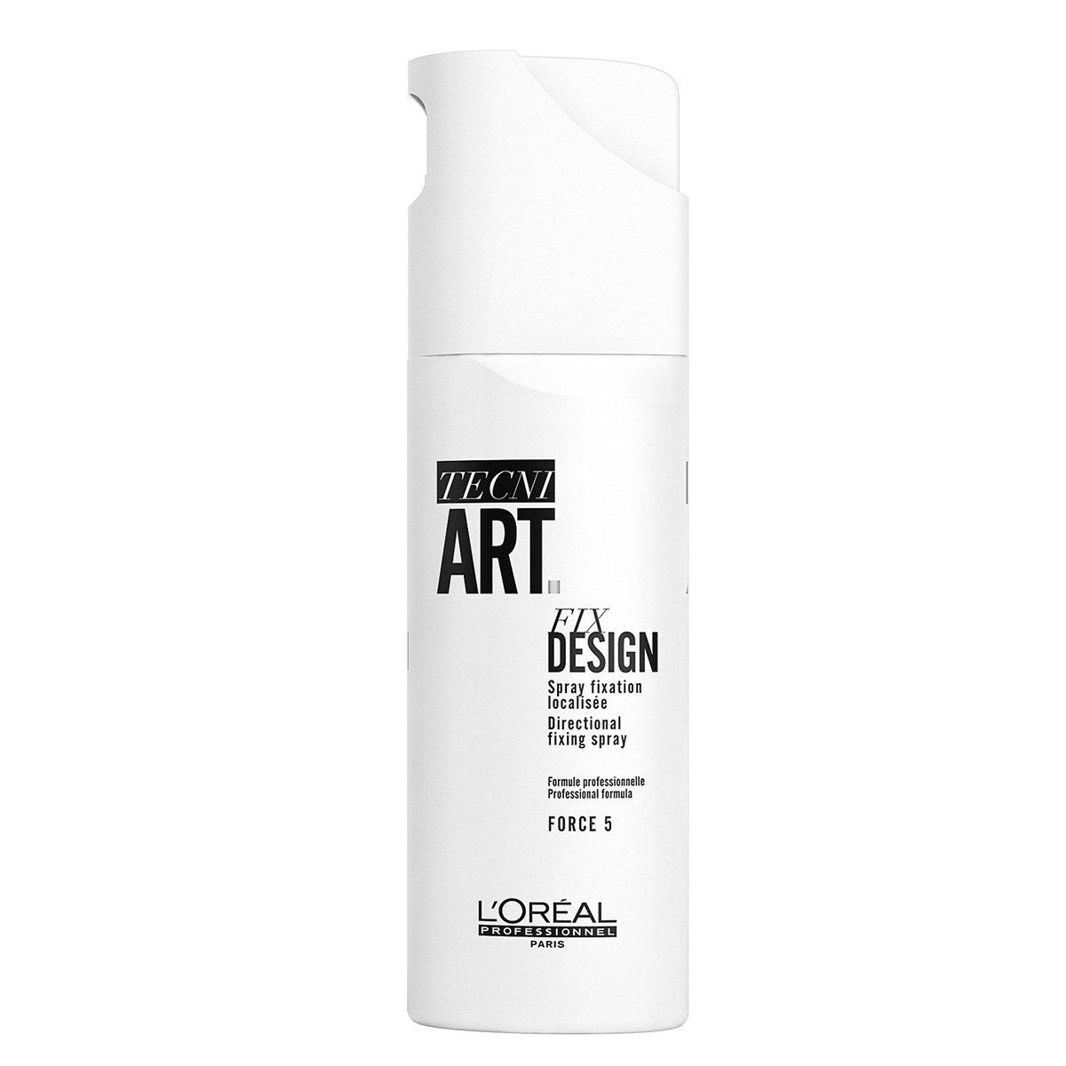 Spray de Fixação Localizada L'Oréal Professionnel Tecni.Art Fix Design Force 5 200ml