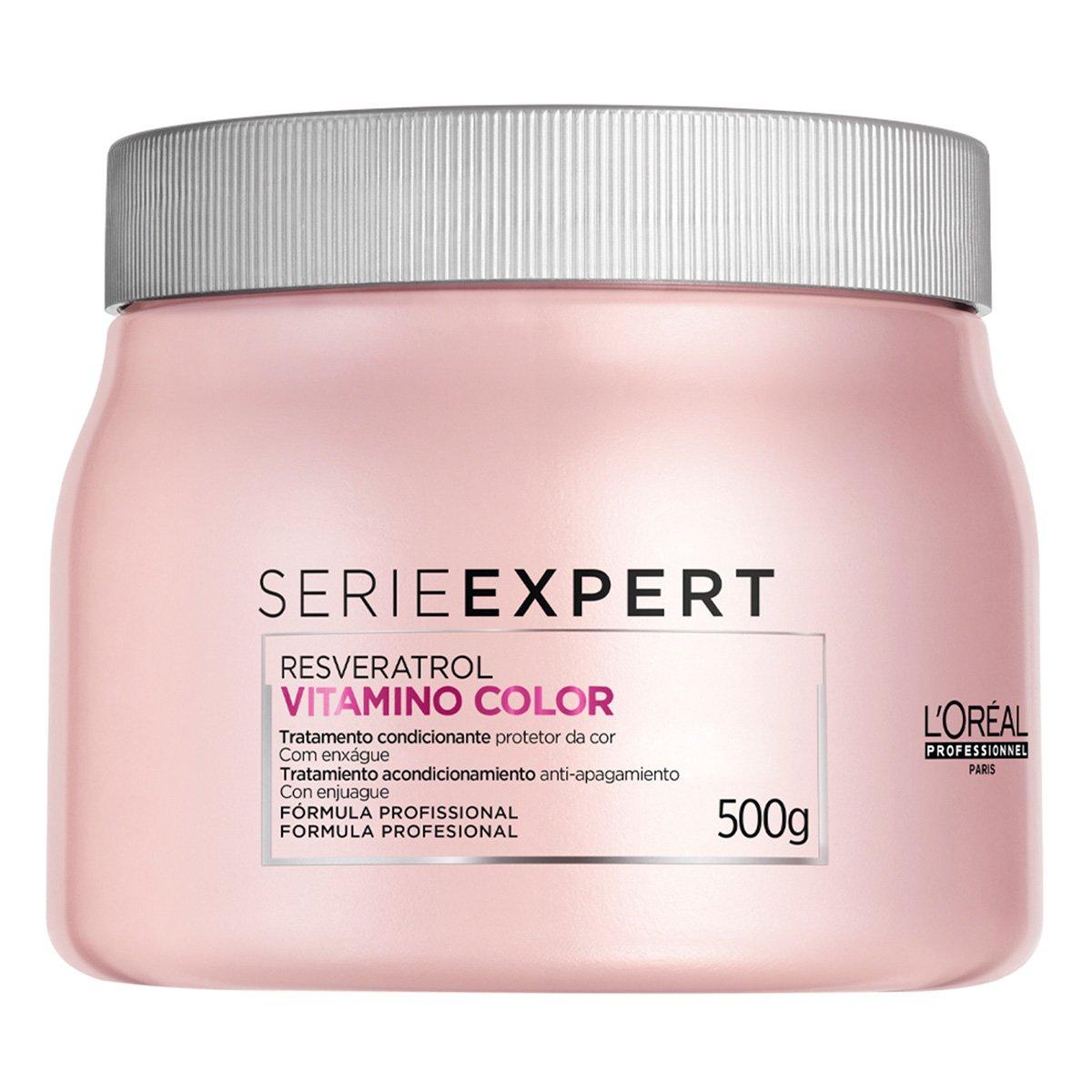 Máscara L'Oréal Profissionnel Serie Expert Vitamino Color 500gr