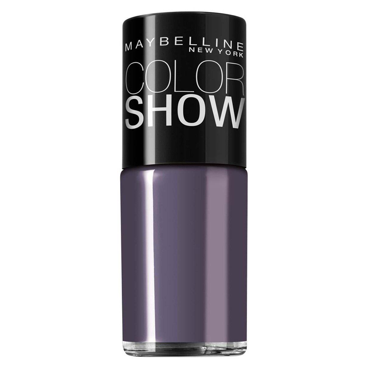 Maybelline Esmalte Color Show Cor All About Gray