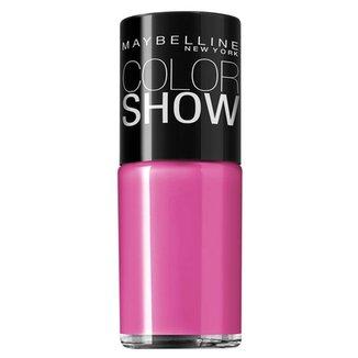 Maybelline Esmalte Color Show em oferta