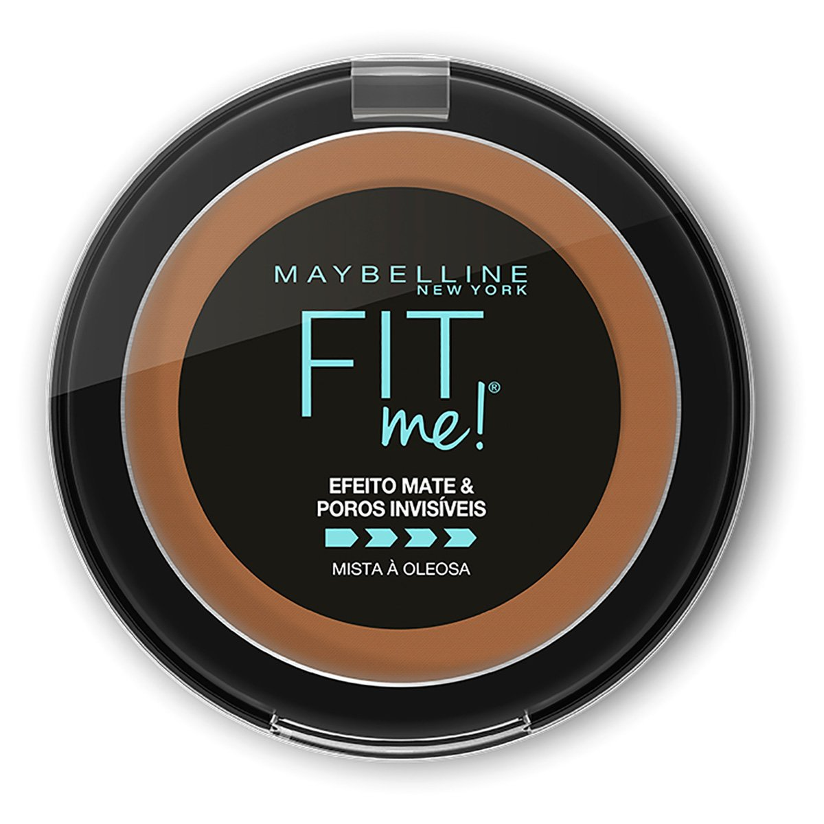 Pó compacto Maybelline Fit Me N10 Marrom Neutro