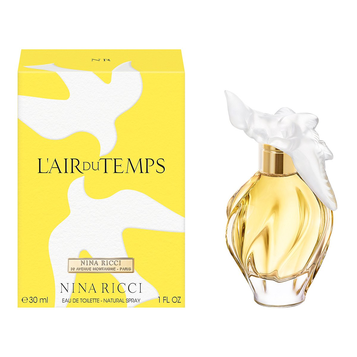 Perfume Feminino L'Air du Temps Nina Ricci Eau de Toilette 30ml