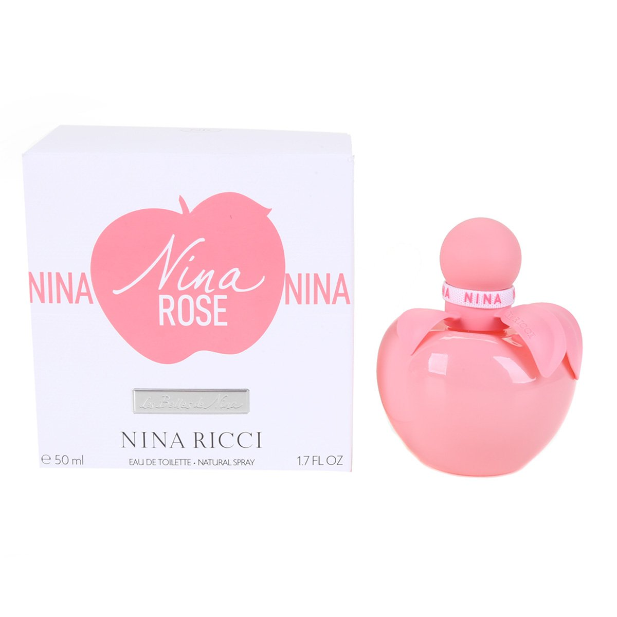 Perfume Nina Ricci Rose Eau de Toilette 50ml
