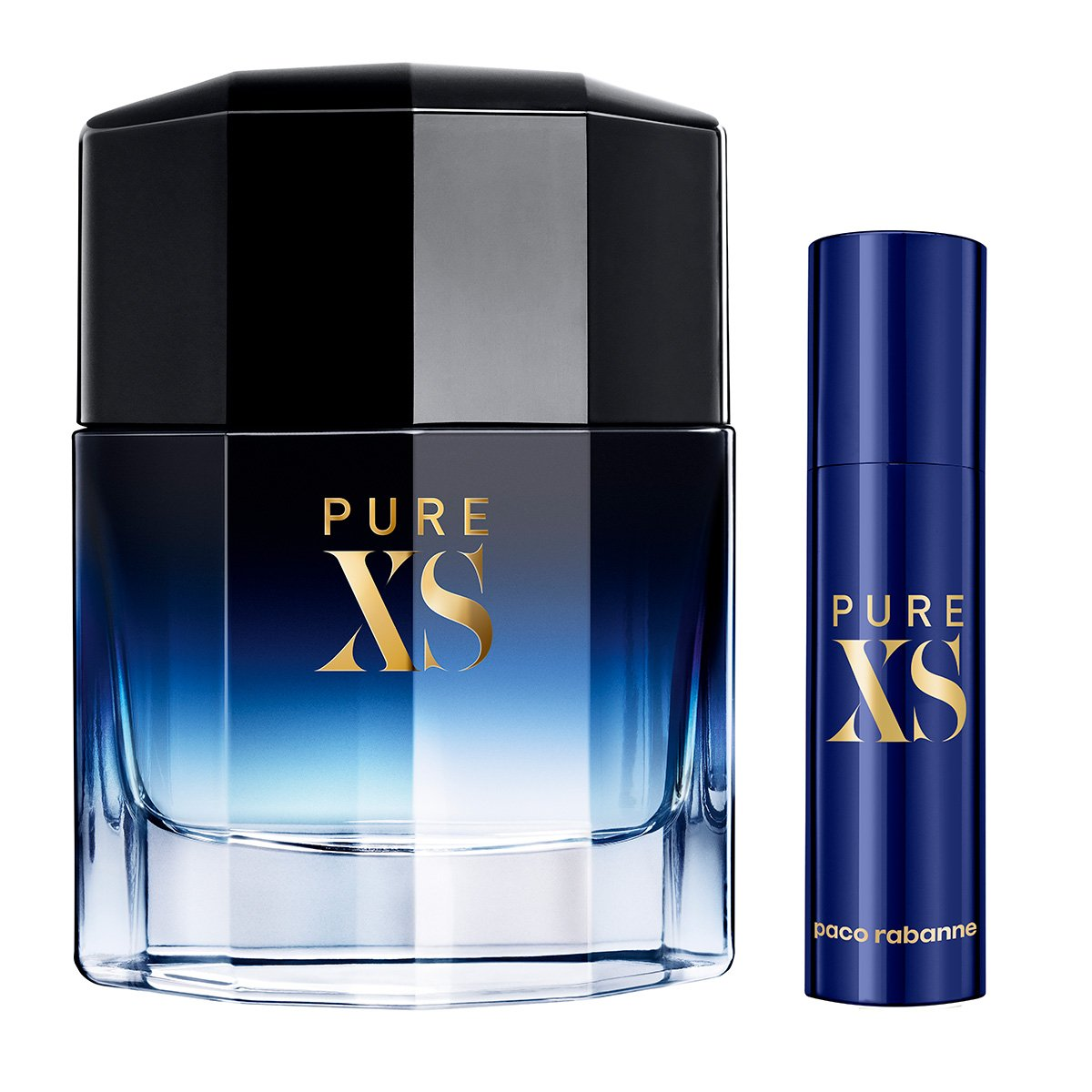 Kit Perfume Paco Rabanne Pure XS Masculino EDT 50ml + Travel Spray 10ml