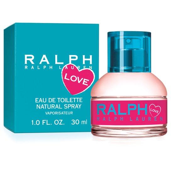 752b65ee4e2e4 Perfume Ralph Love Feminino Ralph Lauren 30ml - Compre Agora   Zattini