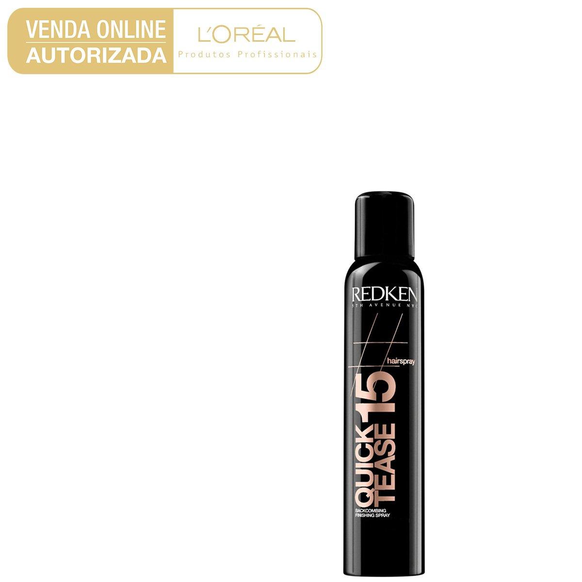 Spray de Fixação Redken Styling Quick Teaser 15 250ml