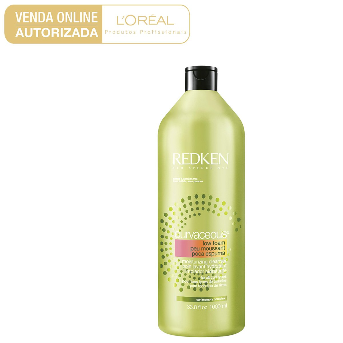 Shampoo Redken Curvaceous 1L