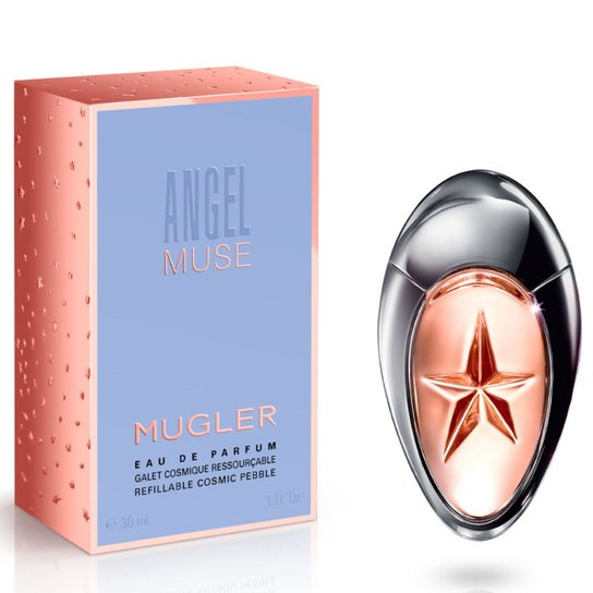 155ba9e58 Perfume Angel Muse Feminino Thierry Mugler EDP 30ml - Incolor ...