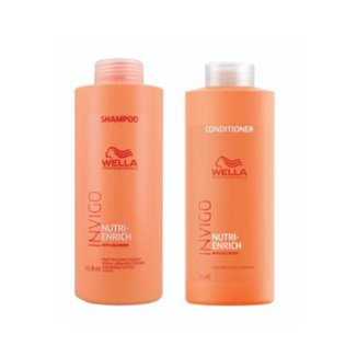29e5f035b Kit Shampoo E Condicionador Wella Nutri Enrich Invigo