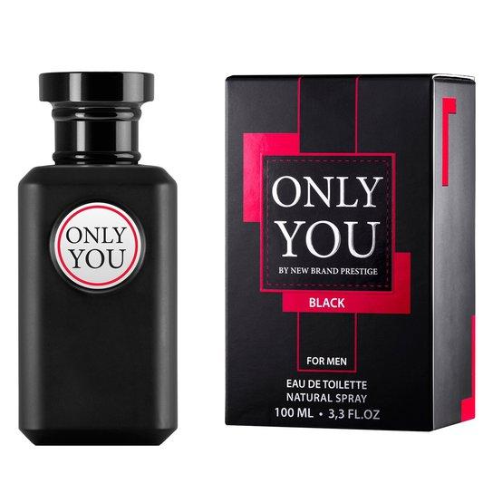 dd782c952 Prestige Only You Black for Men New Brand - Perfume Masculino Eau de  Toilette 100ml -