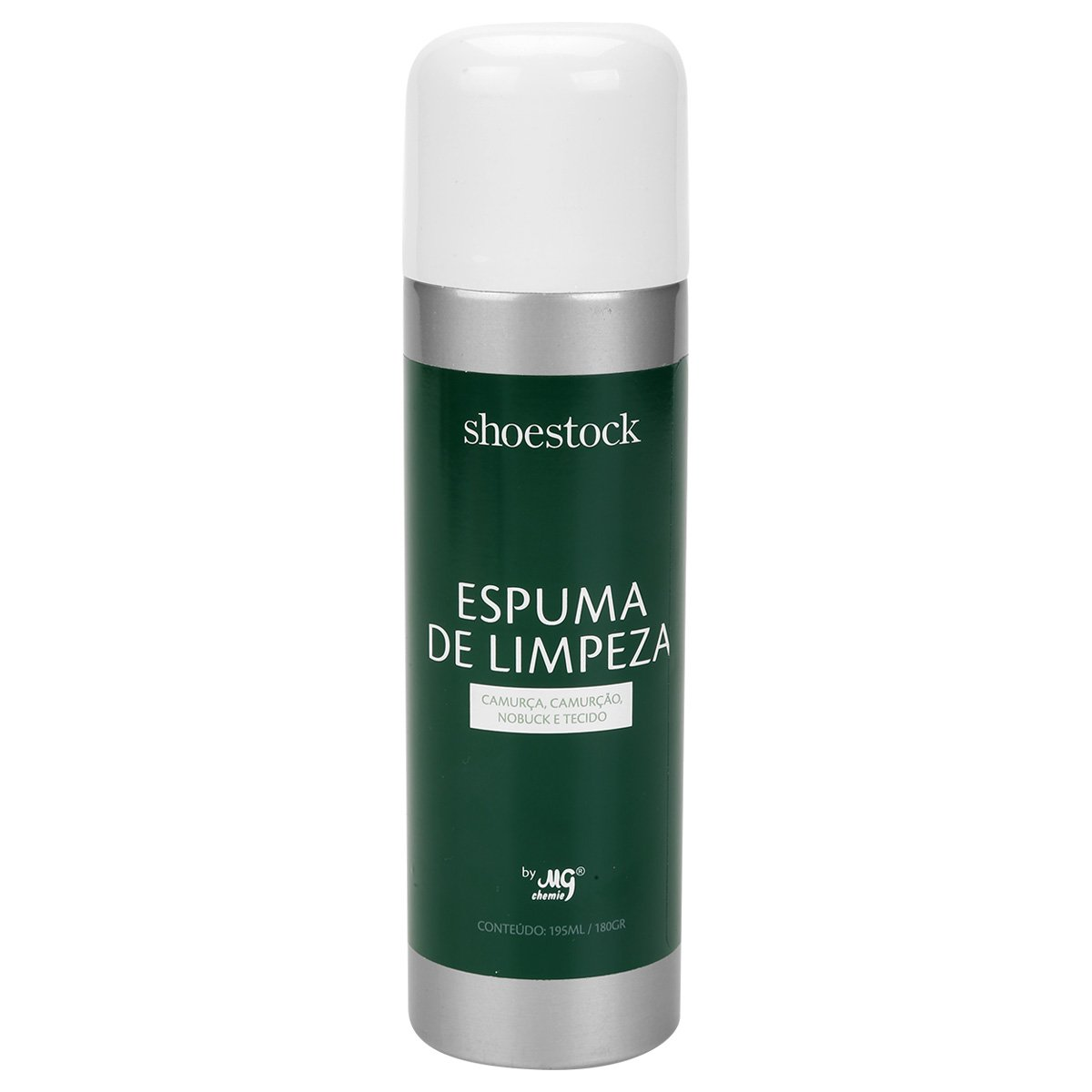 Espuma de Limpeza Shoestock 195ml
