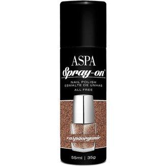 7810e180fe Esmalte Cintilante Aspa Spray On Organic 55ml