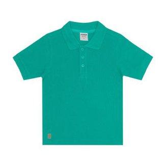 a7a1a9b5d5 Camisa Polo Infantil Rovitex Kids Masculina