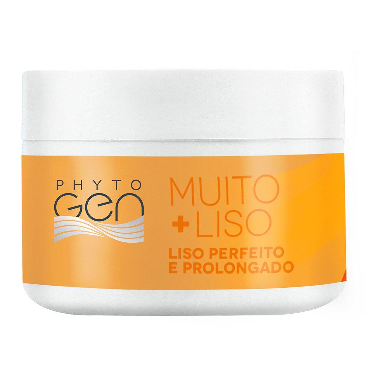 Máscara Phytogen Muito + Liso 300g