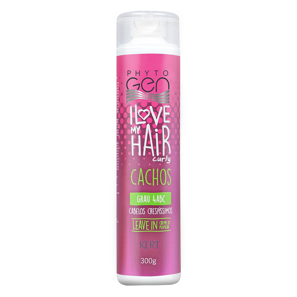 Leave In Phytogen Crespíssimos 4ABC I Love My Hair 300ml