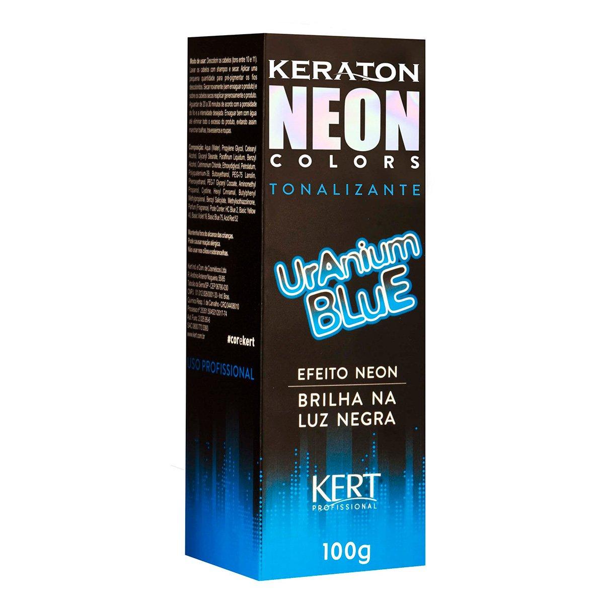 Keraton Neon colors Uranium Blue 100g