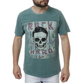 44976ce5c Camiseta Vels Manga Curta Masculina