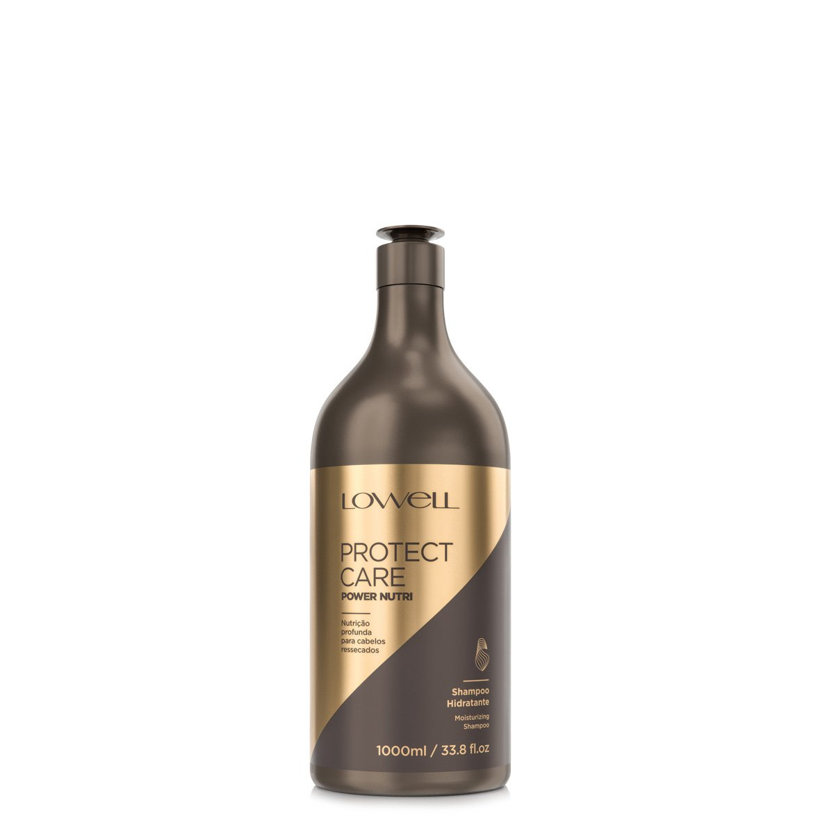 Shampoo Power Nutri Protect Care Lowell 1000ml