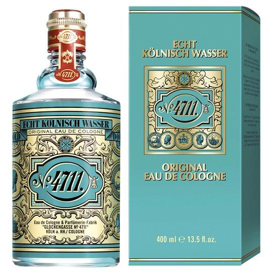 dcaba038e75 4711 Perfume Unissex Eau de Cologne 400ml - Incolor - Compre Agora ...