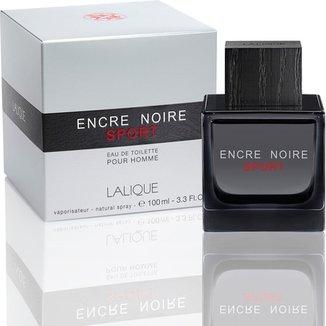 511a0cfb8 Perfume Encre Noire Sport Masculino Lalique EDT 100ml