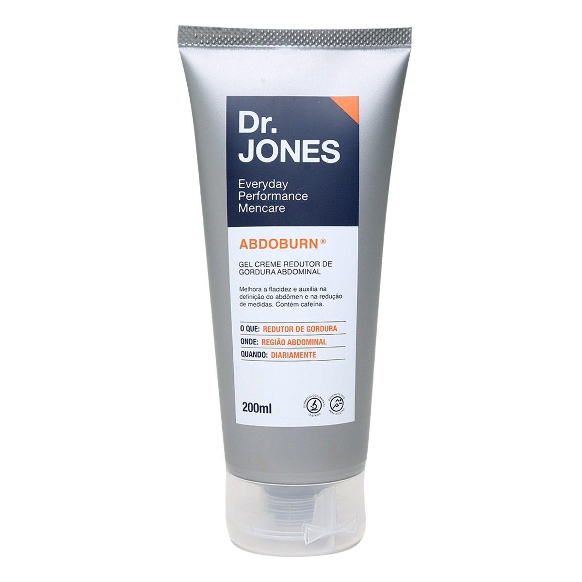 Gel Creme Redutor de Gordura Dr. Jones Abdoburn 200ml