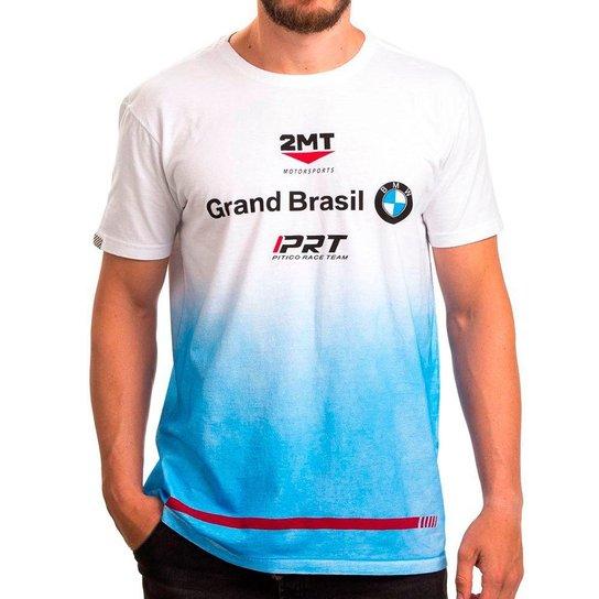 a6e4a51597 Camiseta OFICIAL Equipe BMW - Incolor - Compre Agora
