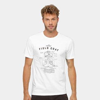 Camiseta Timberland M65 Masculina ac67dc7876598