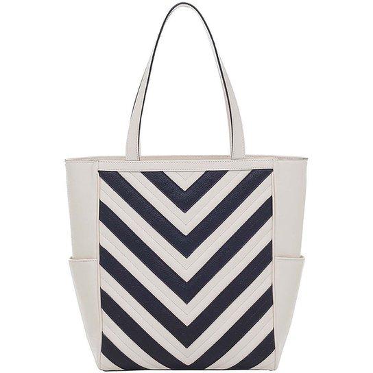 3616283a6 Bolsa Smartbag Tiracolo Recortes - 73045.18 - Creme - Compre Agora ...