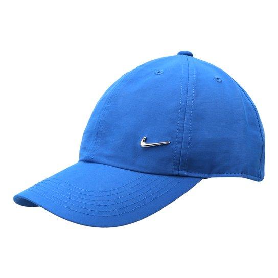 Boné Infantil Nike Aba Curva Heritage 86 Metal Swoosh - Compre Agora ... 62f69e479ac