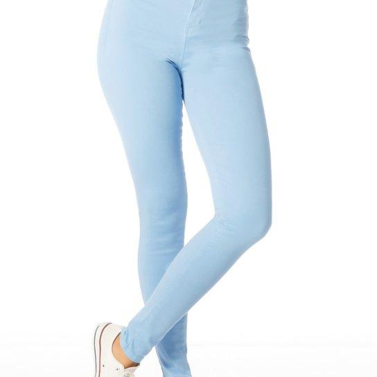 4317e94a0da55 Calça Jeans Denim Zero Skinny Cintura Alta - Compre Agora