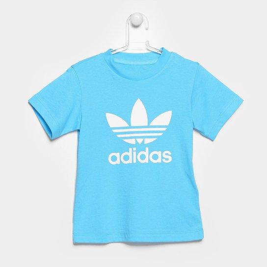 c2862aeef61 Camiseta Infantil Adidas Trefoil I - Compre Agora