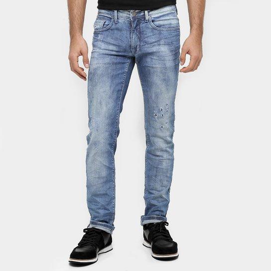 Calça Calvin Klein Skinny five pockets - Compre Agora  a477b013f18