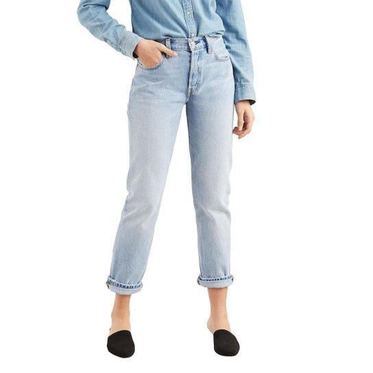 f6a53e5d06dba Calça Jeans Levis 501 Original Feminina - Compre Agora