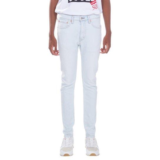 Calça Jeans Levis 519 Super Skinny Lavagem Clara Masculina - Compre ... 0846b8ef4b3