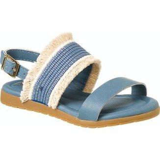 2acdd5b7c Sandálias Klin Menina Azul Claro Tamanho 21 - Calçados | Zattini