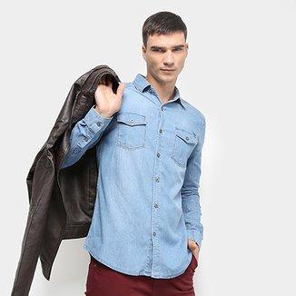 8381997be298b5 Compre Camisa Jeans Online | Zattini