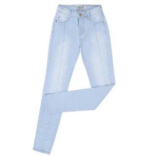 fa68f1c04 Calça Jeans Cigarrete Clara Country & Cia Feminina