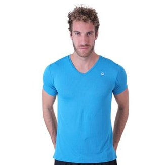 8b025d876 Camiseta Líquido Gola V New Fit Masculina