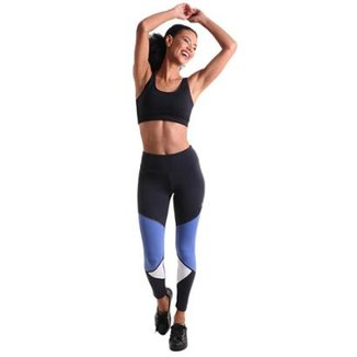 4024edbe4 Calça Legging Líquido UP Multicolor Feminina