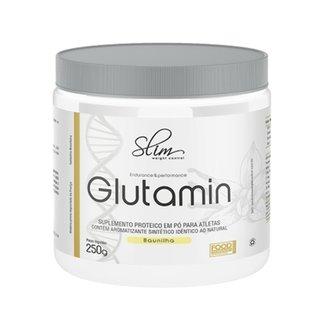9e2068059 Glutamina Slim Weight Control 250G Baunilha